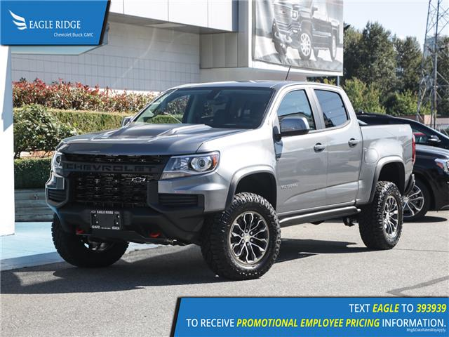 2021 Chevrolet Colorado ZR2 (Stk: 18102A) in Coquitlam - Image 1 of 17