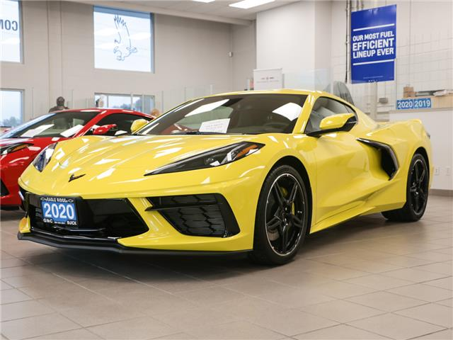 2020 Chevrolet Corvette Stingray (Stk: 03201A) in Coquitlam - Image 1 of 5