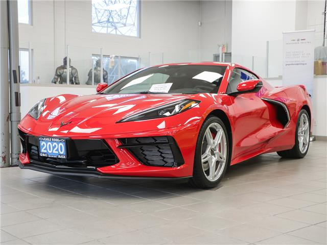 2020 Chevrolet Corvette Stingray (Stk: 03202A) in Coquitlam - Image 1 of 5