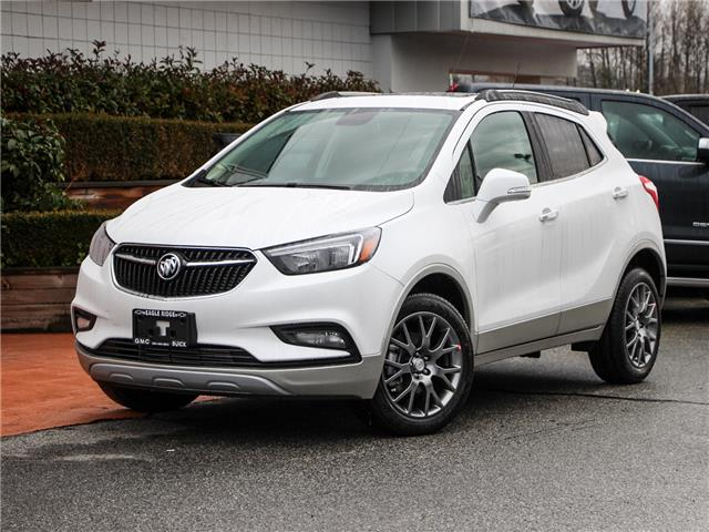 2019 Buick Encore Sport Touring (Stk: 96605A) in Coquitlam - Image 1 of 17