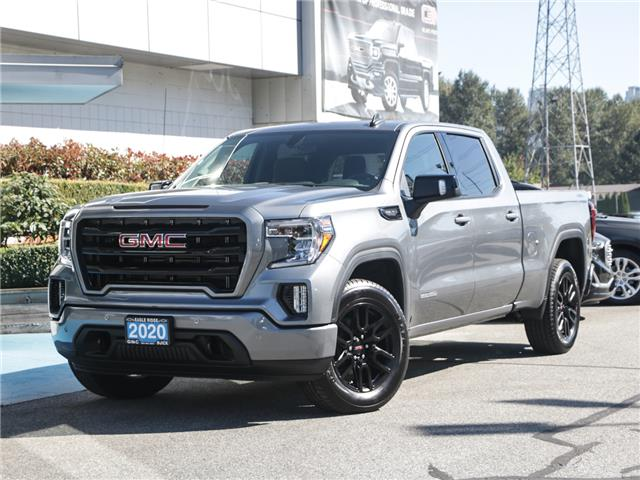 2020 GMC Sierra 1500 Elevation (Stk: 08277A) in Coquitlam - Image 1 of 18