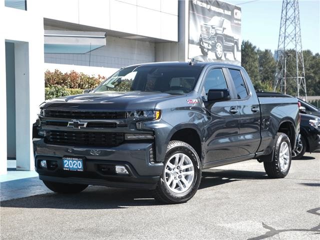 2020 Chevrolet Silverado 1500 RST (Stk: 09277A) in Coquitlam - Image 1 of 15