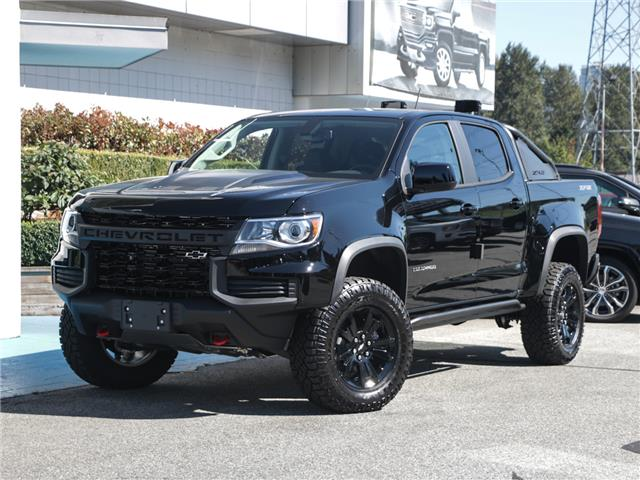2021 Chevrolet Colorado ZR2 (Stk: 18104A) in Coquitlam - Image 1 of 18