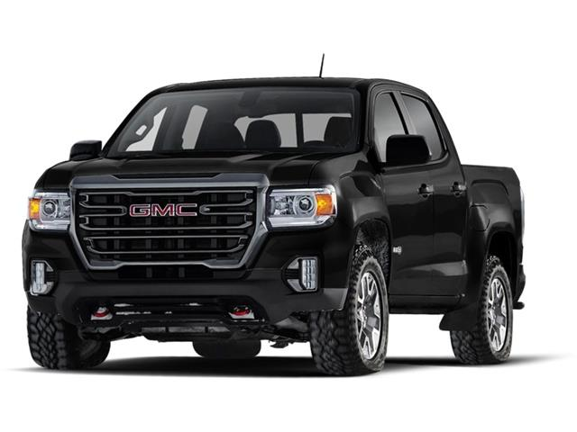 2021 GMC Canyon AT4 w/Cloth (Stk: 18002A) in Coquitlam - Image 1 of 2