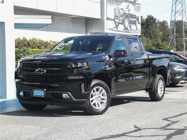 2020 Chevrolet Silverado 1500 RST (Stk: 09289A) in Coquitlam - Image 1 of 18