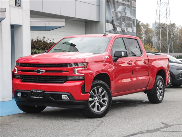 2021 Chevrolet Silverado 1500 RST (Stk: 19207A) in Coquitlam - Image 1 of 18