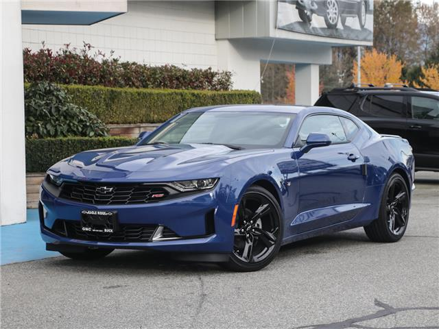 2021 Chevrolet Camaro 1LT (Stk: 13000A) in Coquitlam - Image 1 of 15