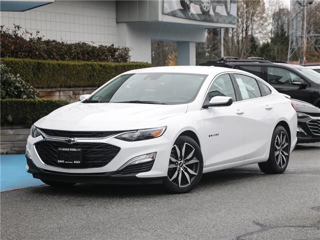 2021 Chevrolet Malibu RS (Stk: 13002A) in Coquitlam - Image 1 of 16