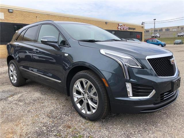 2020 Cadillac XT5 Sport (Stk: 209327) in Waterloo - Image 1 of 19