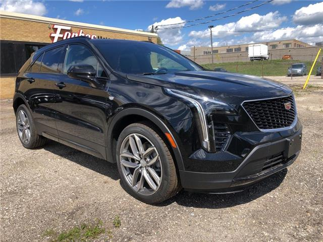2020 Cadillac XT4 Sport (Stk: 209214) in Waterloo - Image 1 of 19