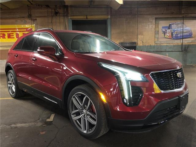 2021 Cadillac XT4 Sport (Stk: 219206) in Waterloo - Image 1 of 19