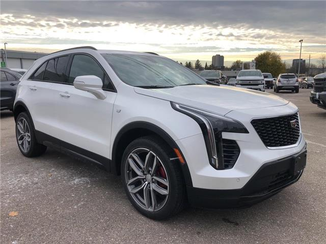 2021 Cadillac XT4 Sport (Stk: 219208) in Waterloo - Image 1 of 19