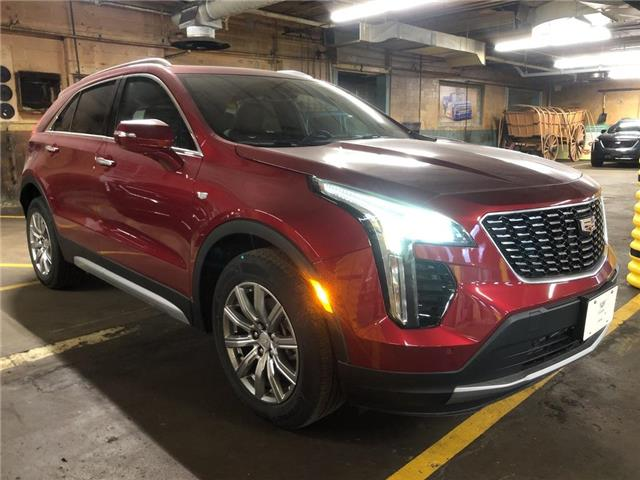 2021 Cadillac XT4 Premium Luxury (Stk: 219209) in Waterloo - Image 1 of 19