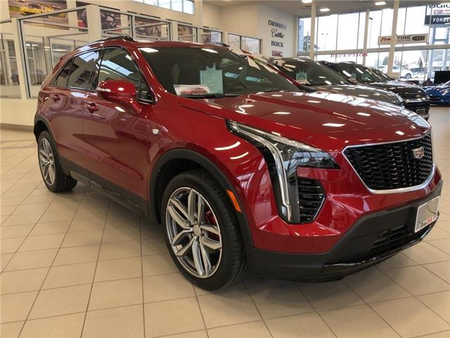 2021 Cadillac XT4 Sport (Stk: 219205) in Waterloo - Image 1 of 19