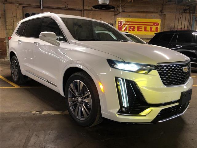 2021 Cadillac XT6 Premium Luxury (Stk: 219407) in Waterloo - Image 1 of 18