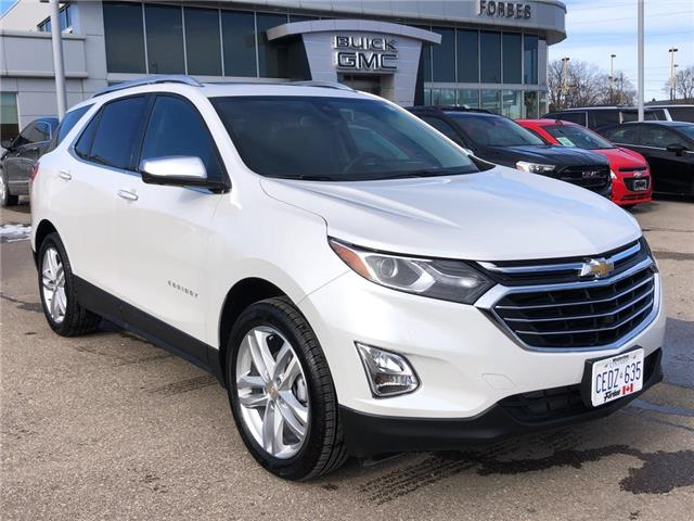 2021 Chevrolet Equinox Premier (Stk: 215125) in Waterloo - Image 1 of 19