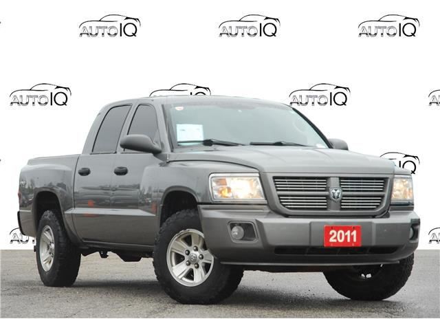 2011 Dodge Dakota SXT (Stk: 152860AZ) in Kitchener - Image 1 of 15
