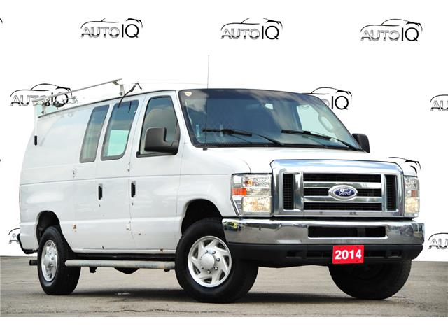 2014 Ford E-250 Commercial (Stk: 153330JZ) in Kitchener - Image 1 of 13