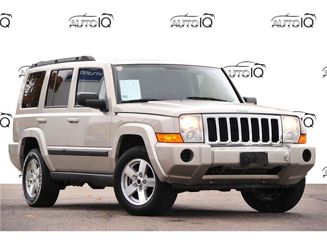 2007 Jeep Commander Sport (Stk: D99210A) in Kitchener - Image 1 of 12
