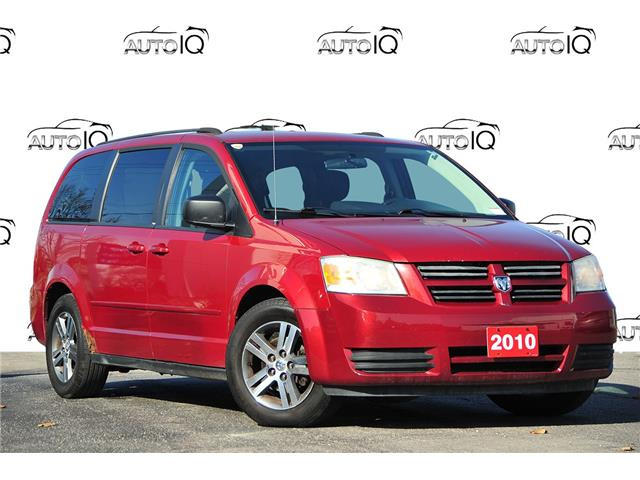 2010 Dodge Grand Caravan SE (Stk: 153620AXJZ) in Kitchener - Image 1 of 11