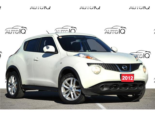 2012 Nissan Juke SV (Stk: 153840AJZ) in Kitchener - Image 1 of 17
