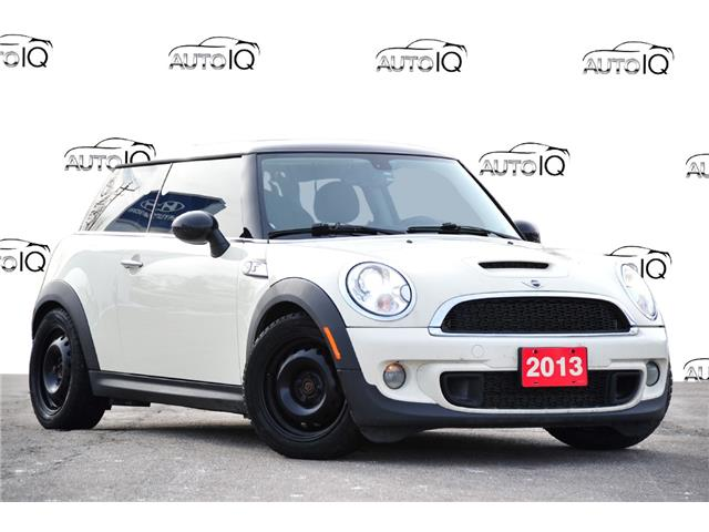 2013 MINI Hatch Cooper S (Stk: 153730AXZ) in Kitchener - Image 1 of 14