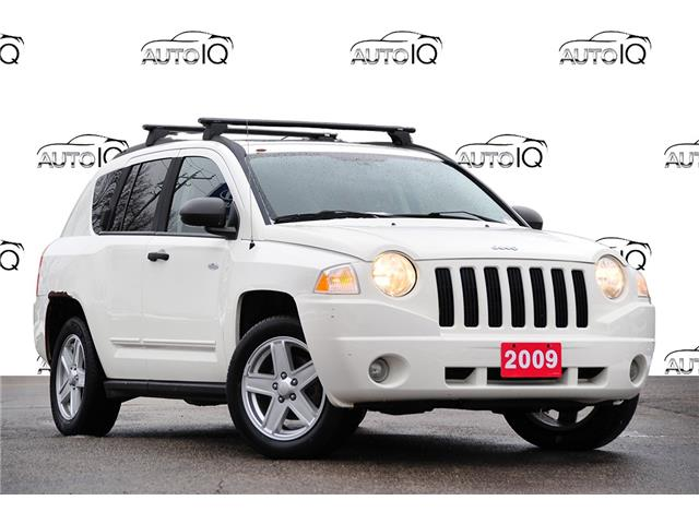 2009 Jeep Compass Sport/North (Stk: 154510AXZ) in Kitchener - Image 1 of 14