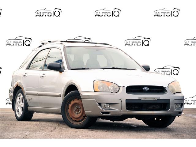 2004 Subaru Impreza Outback Sport Base (Stk: 153730B) in Kitchener - Image 1 of 16