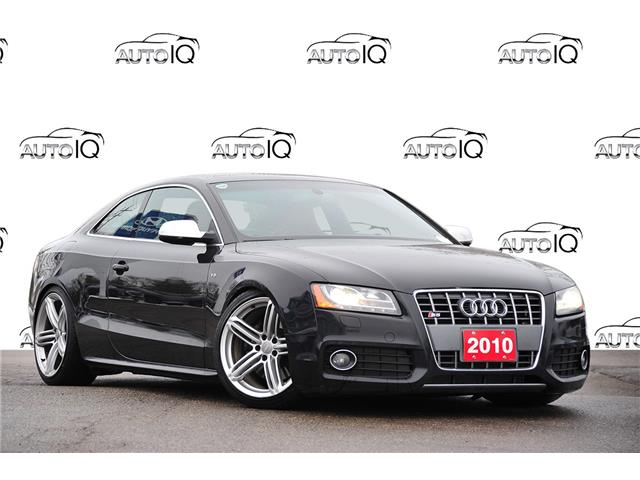 2010 Audi S5 4.2L (Stk: D99910B) in Kitchener - Image 1 of 20