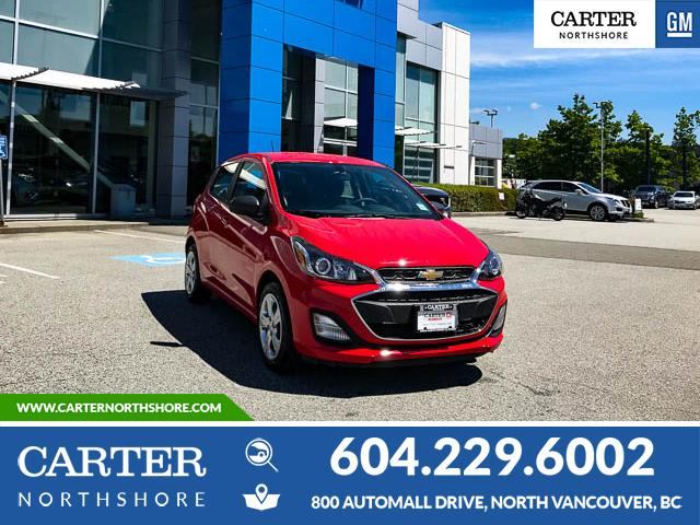 2020 Chevrolet Spark LS Manual (Stk: P49070) in North Vancouver - Image 1 of 13