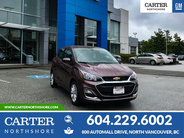 2020 Chevrolet Spark 1LT CVT (Stk: P14270) in North Vancouver - Image 1 of 13