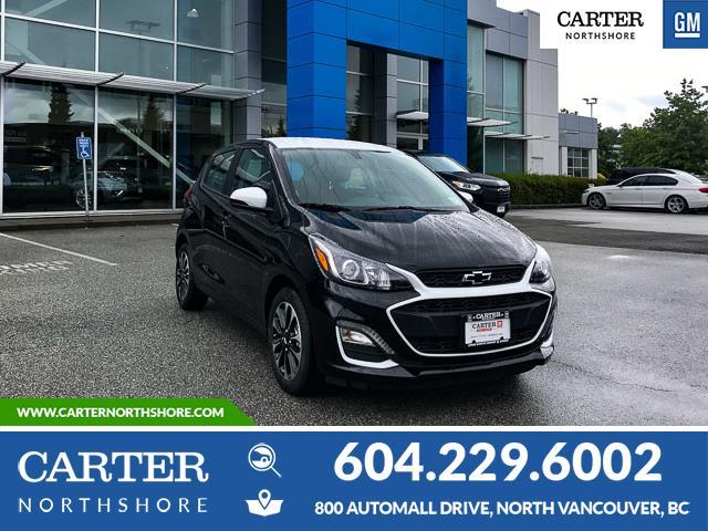 2020 Chevrolet Spark 1LT CVT (Stk: P89100) in North Vancouver - Image 1 of 13