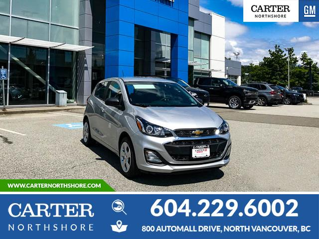 2020 Chevrolet Spark LS Manual (Stk: P08420) in North Vancouver - Image 1 of 13