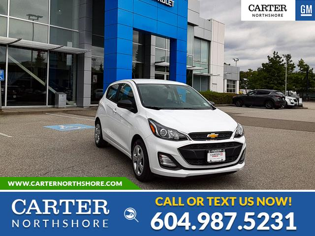 2021 Chevrolet Spark LS Manual (Stk: 1P12490) in North Vancouver - Image 1 of 13