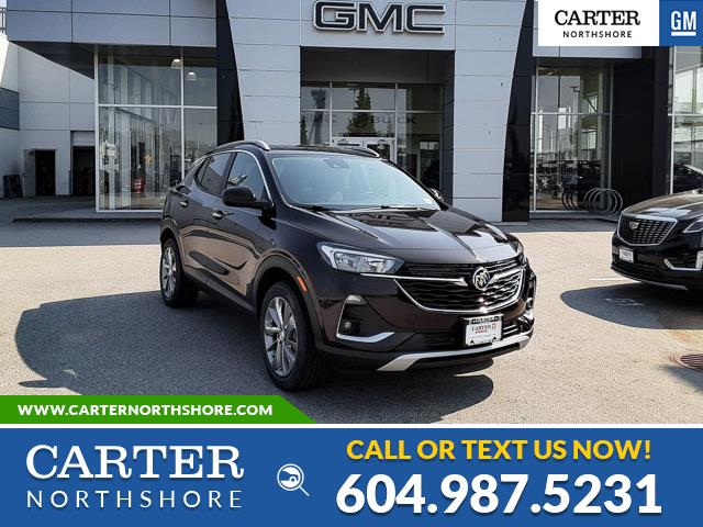 2020 Buick Encore GX Select (Stk: K21690) in North Vancouver - Image 1 of 13
