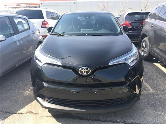 2018 Toyota C-HR XLE (Stk: 1357) in Brampton - Image 2 of 4