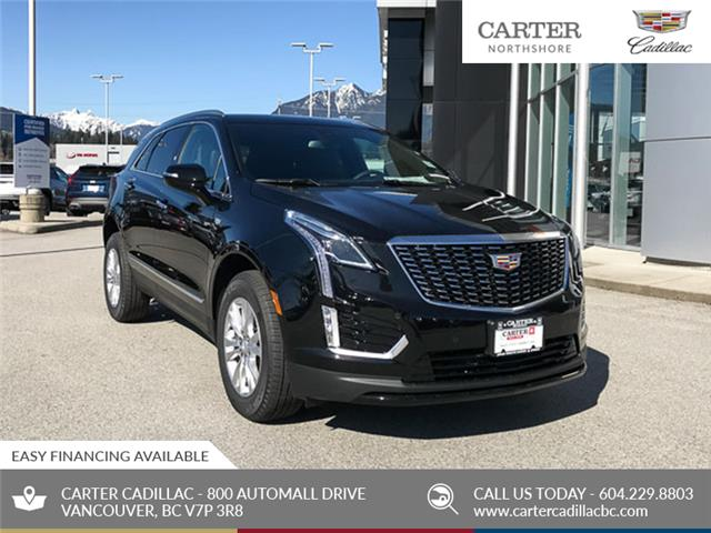 2020 Cadillac XT5 Luxury (Stk: D67670) in North Vancouver - Image 1 of 23
