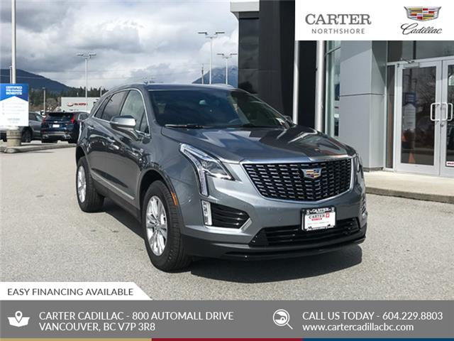2020 Cadillac XT5 Luxury (Stk: D71730) in North Vancouver - Image 1 of 23