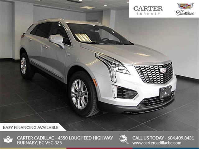 2020 Cadillac XT5 Luxury (Stk: C0-66380) in Burnaby - Image 1 of 23