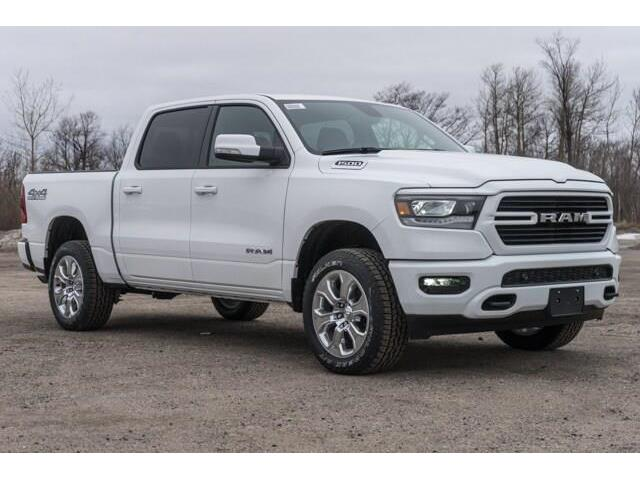 2020 RAM 1500 Big Horn (Stk: 43392) in Innisfil - Image 1 of 27