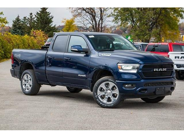 2020 RAM 1500 Big Horn (Stk: 33426) in Barrie - Image 1 of 30