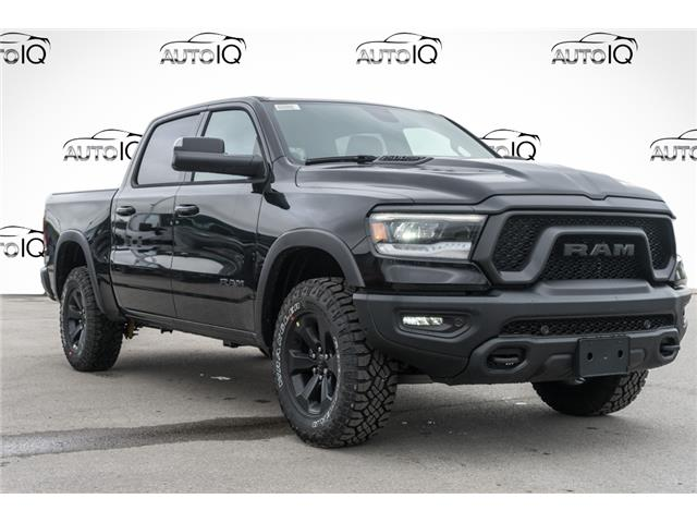 2020 RAM 1500 Rebel (Stk: 34344) in Barrie - Image 1 of 27