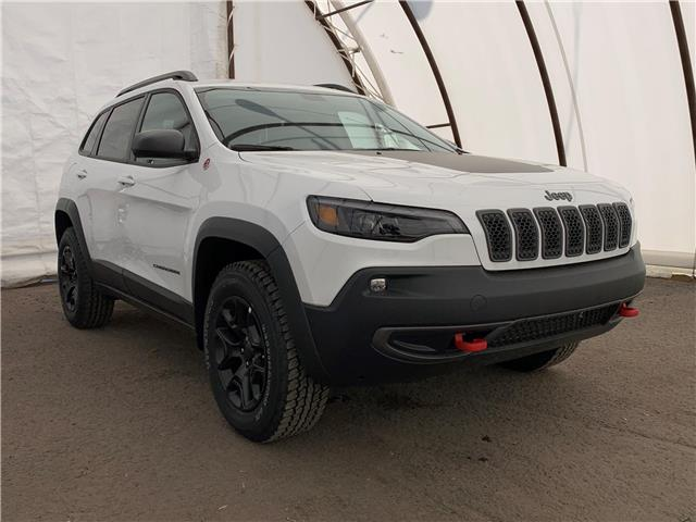 2020 Jeep Cherokee Trailhawk (Stk: 200070) in Ottawa - Image 1 of 30