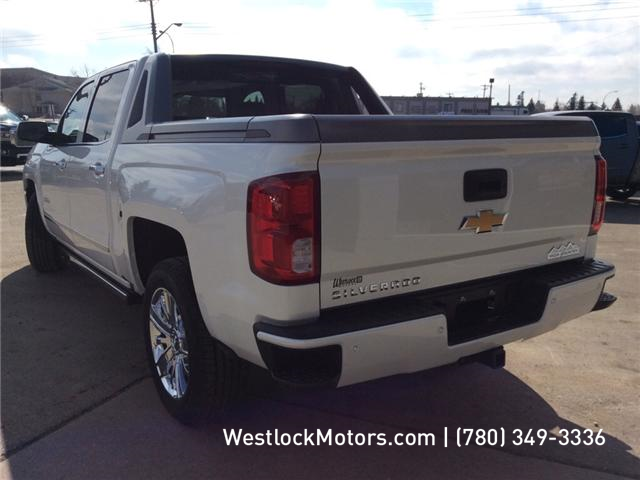 2017 Chevrolet Silverado 1500 High Country (Stk: 17T172) in Westlock - Image 4 of 30