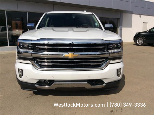 2017 Chevrolet Silverado 1500 High Country (Stk: 17T172) in Westlock - Image 11 of 30