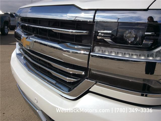 2017 Chevrolet Silverado 1500 High Country (Stk: 17T172) in Westlock - Image 12 of 30