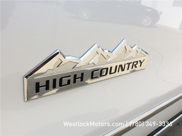 2017 Chevrolet Silverado 1500 High Country (Stk: 17T172) in Westlock - Image 13 of 30
