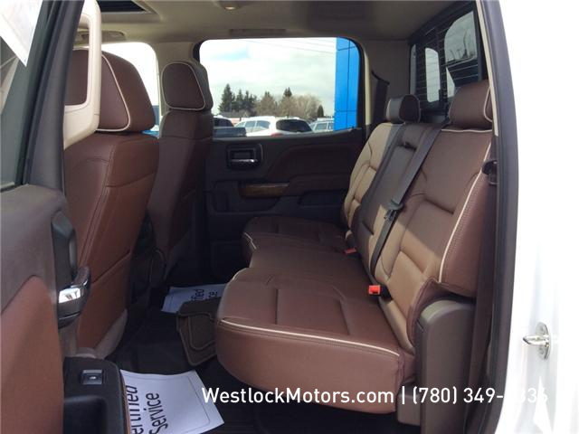 2017 Chevrolet Silverado 1500 High Country (Stk: 17T172) in Westlock - Image 14 of 30