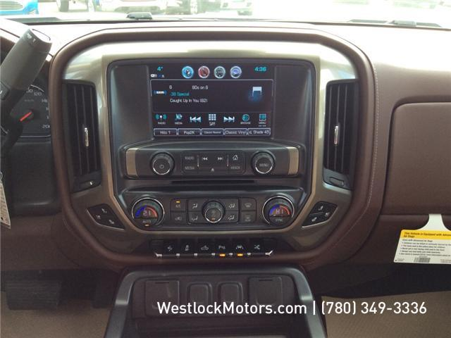 2017 Chevrolet Silverado 1500 High Country (Stk: 17T172) in Westlock - Image 17 of 30