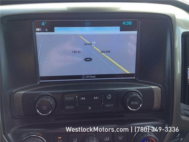 2017 Chevrolet Silverado 1500 High Country (Stk: 17T172) in Westlock - Image 28 of 30